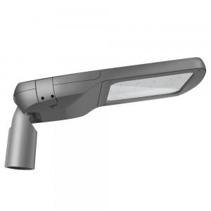 LED-katuvalaisin PROLUMEN Poseidon harmaa 230V 100W 13000lm CRI70 60x140° IP66 4000K päivänvalkoinen