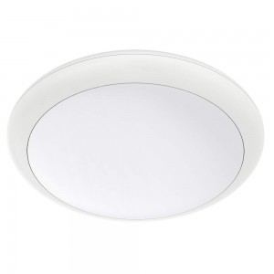 Dome light PROLUMEN AL45 D270 white 230V 12W 1200lm CRI80 120° IP65 4000K pure white