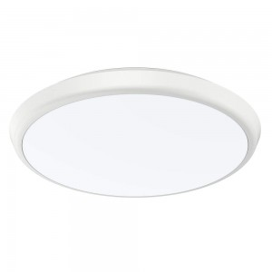 Dome light PROLUMEN AL08 D250 white 230V 12W 1068lm CRI80 120° IP54 3000K warm white
