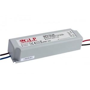 Power supply unit GLP POWER 24V DC GPV-75-24 230V 75W IP67