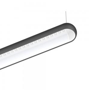 LED valgusti PROLUMEN DB60 1600 must 230V 60W 6000lm CRI80 60° IP20 4000K päevavalge