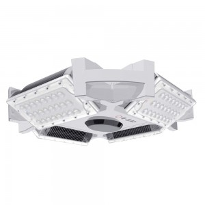 LED industrial light PROLUMEN Quad Bay 230V 200W 28000lm CRI70 60° IP65 4000K pure white