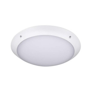 Dome light INTELIGHT Cosmic 2H SA manual testing white round 230V 12W 1340lm CRI80 IP66 4000K pure white