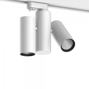 LED светильник на шине PROLUMEN Amsterdam белый 230V 20W 2000lm CRI80 36° 3000K теплый белый
