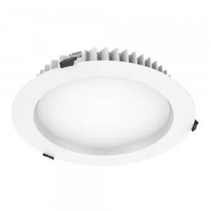 LED downlight PROLUMEN CL59-8 white 230V 35W 3500lm CRI80 90° IP44 4000K pure white