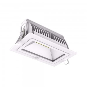 LED ceiling light PROLUMEN RD01 white 230V 45W 3550lm CRI80 120° IP20 4000K pure white