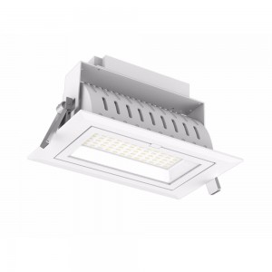 LED ceiling light PROLUMEN RD01-C white 230V 40W 3800lm CRI80 90° IP20 3000K, 4000K, 6000K WW/DW/CW