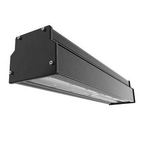 LED Tööstusvalgusti PROLUMEN HBS must 230V 50W 6500lm CRI80 90x110° IP65 4000K päevavalge