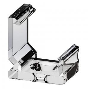 Alumiiniumprofiil LUMINES Type C H klamber läbipaistev