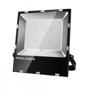LED Prožektor PROLUMEN FL2 must 230V 100W 15000lm CRI70 120° IP65 5000K päevavalge