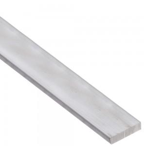 Alumiiniumprofiil LUZ NEGRA munich slim vaheplaat 2m