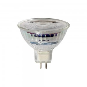 LED bulb PROLUMEN MR16 TRIAC, 346-11 12V 7W 700lm CRI80 GU5.3 36° IP20 2700K warm white