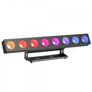 Lighting effect CAMEO Cameo PixBar 650 CPro COB black 230V 250W 53° IP20 RGB