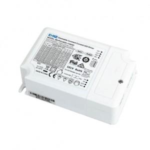 LED Liiteseade BOKE 600-1100mA 3-42V DALI, PUSH 230V 42W IP20