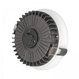 LED Allvalgusti PROLUMEN Angers D230 valge 230V 30W 3000lm CRI90 95° IP20 4000K päevavalge