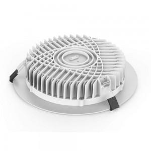 LED downlight PROLUMEN CL59-5-DALI white 230V 25W 1900lm CRI80 90° IP44 4000K pure white