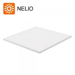 LED-paneeli NELIO 600x600 OPAL valkoinen 230V 40W 3400lm CRI80 120° IP20 3000K lämmin valkoinen
