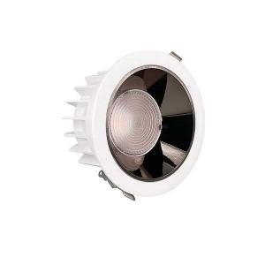 Локальный LED светильник PROLUMEN Muret TRIAC белый круглый 230V 12W 1100lm CRI90 60° IP20 3000K теплый белый